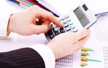 Расчет кредита на калькуляторе