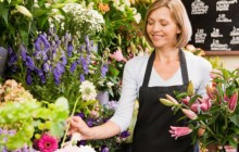 Открытие цветочного магазина с нуля