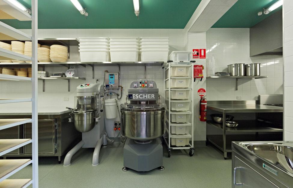 Оборудование, необходимое для пекарни