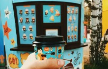 """Франшиза """"Кофе с собой"""": самые раскрученные бренды, выгода и затраты"""