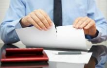 Уведомление о расторжении договора в одностороннем порядке: нюансы и образец